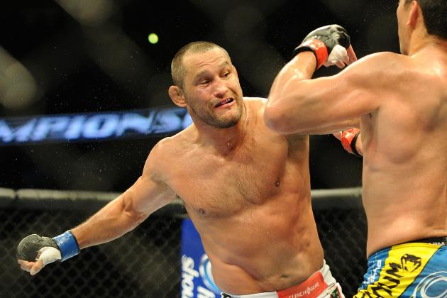 The 15 Best over-35 Fighters in the UFC