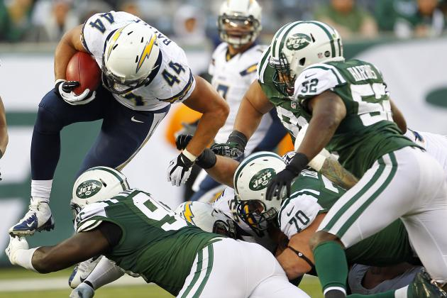 New York Jets: Predicting the Complete Week 1 Starting Line-Up