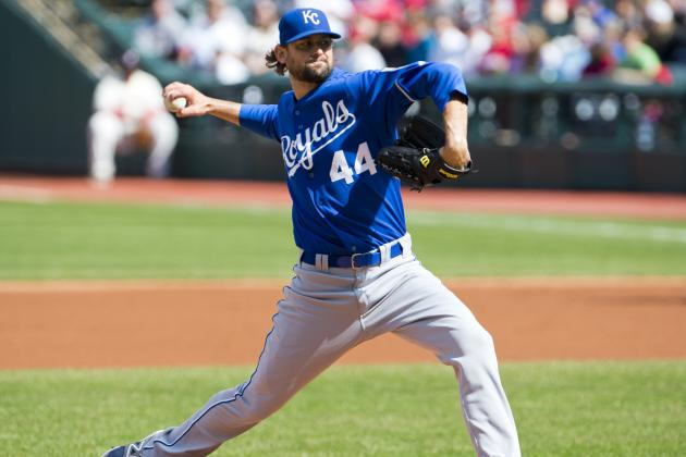 MLB Teams with Pitching Depth to Trade in 2013