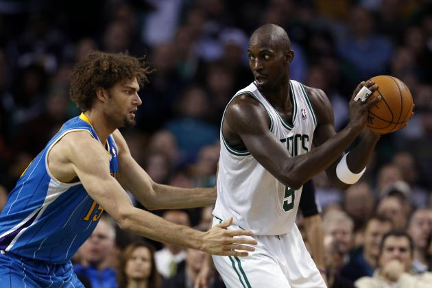 Boston Celtics vs. New Orleans Hornets: Postgame Grades and Analysis for Boston