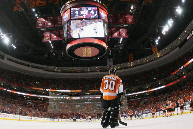 4 Reasons to Worry About the Philadelphia Flyers' Playoff Hopes