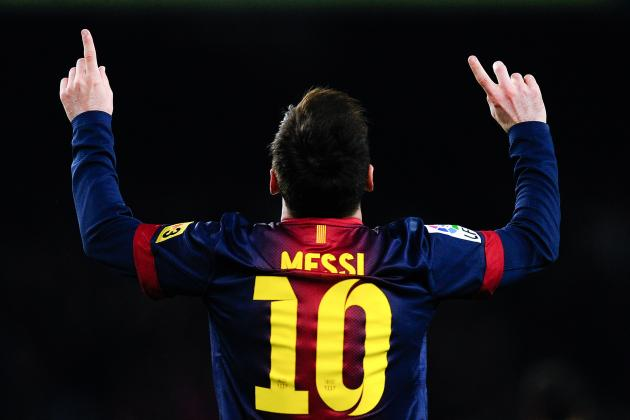 Lionel Messi's 10 Best Records so Far