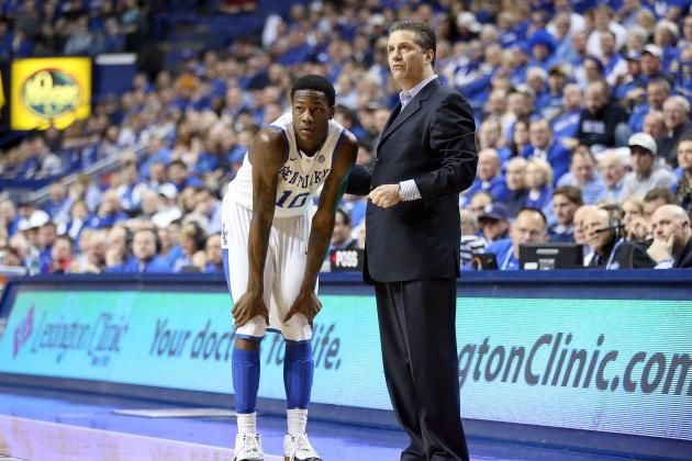 UK Basketball: Projecting 2013-14 Rotation After Julius Randle Commitment
