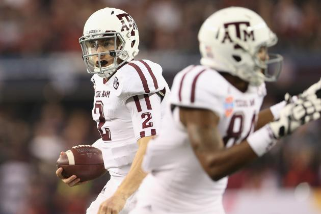Texas A&M Football: Week 2 Spring Practice Stock Reports