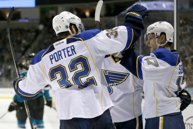 St. Louis Blues: 5 Biggest Games for Rest of the Season