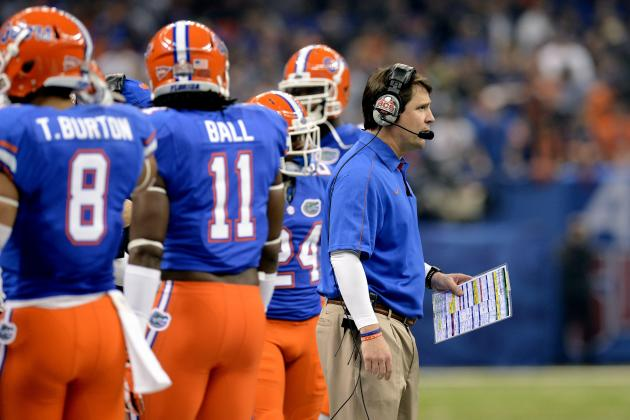 Florida Football: Week 1 Spring Practice Stock Report