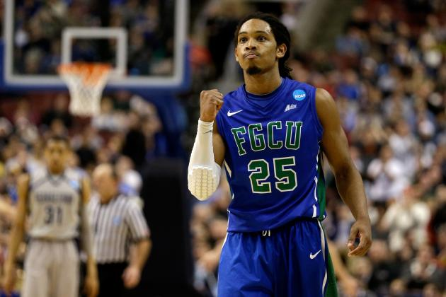 Biggest Bracket Busters from Round of 64 in NCAA Tournament