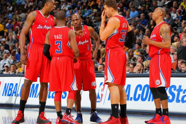 Ranking 2013 LA Clippers Among Franchise's 5 Most Star-Studded Teams