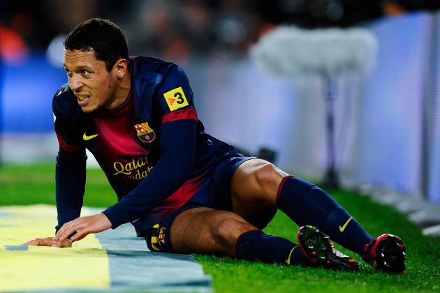 World Football Injury Tracker: Week of March 18 Report