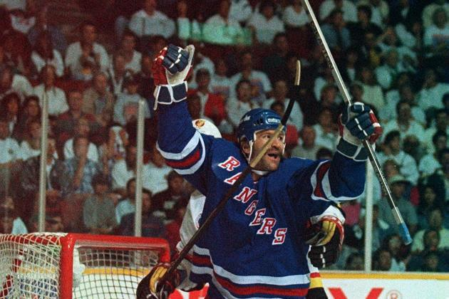 5 Best NY Rangers Deadline Day Deals of the Past 20 Years