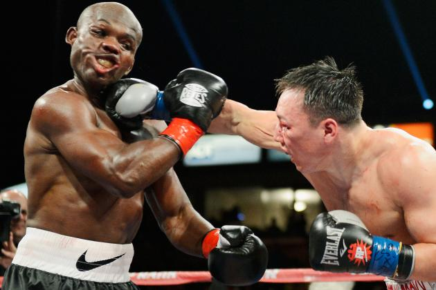 5 Undefeated Boxers in Jeopardy of Losing in 2013