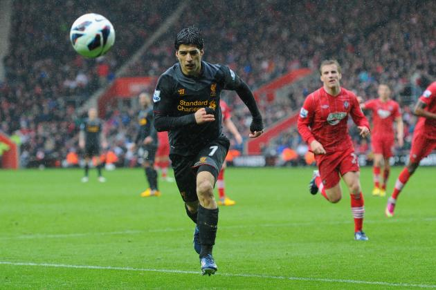 Luis Suarez: 5 Clubs the Liverpool Striker Could Sign for This Summer