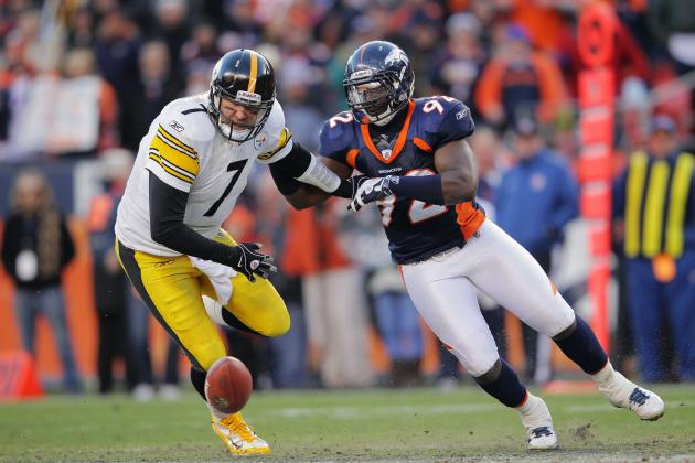 5 Ways the Pittsburgh Steelers Can Position Themselves to Win AFC North in 2013