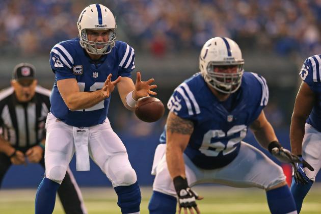 Predicting the Indianapolis Colts' Week 1 Starting Lineup