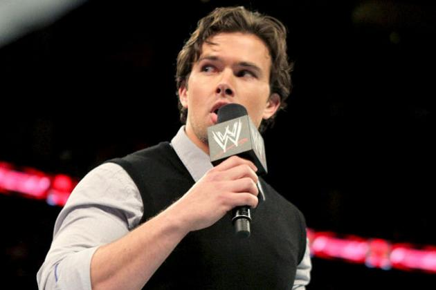 5 Reasons Why Brad Maddox Is WWE's First