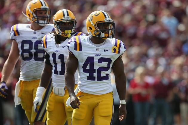 LSU Football: 5 Former Tigers with the Most to Gain on Pro Day