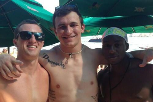 20 Athletes Who Always Party Like It's Spring Break