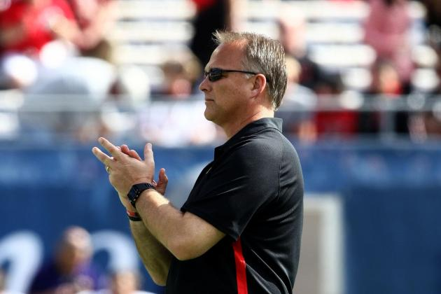 Georgia Football: Week 3 Spring Practice Stock Report