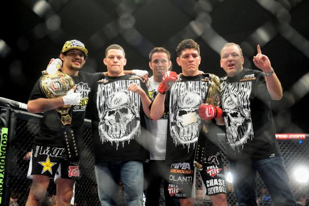5 MMA Fighters Who Need to Think About Changing Training Camps