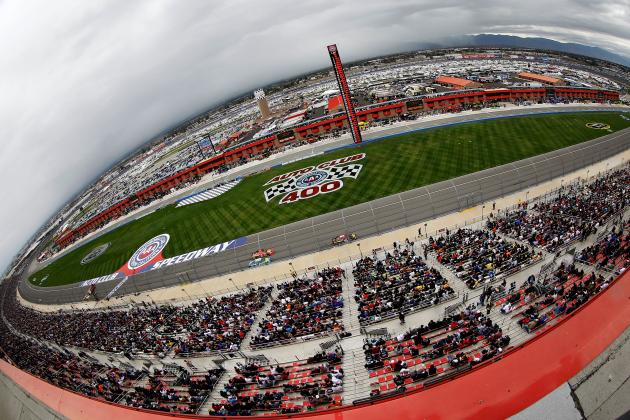 5 Key Storylines Entering NASCAR Sprint Cup Series at California