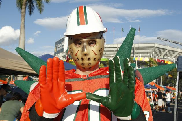 Miami Football: 10 Ways You Know You're a Hurricane Fan