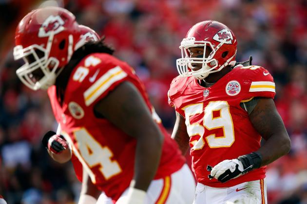 Kansas City Chiefs Could Target Free-Agent Bargains to Fill Remaining Needs