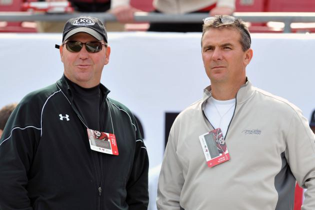Ohio State Football: Week 2 Spring Practice Stock Report