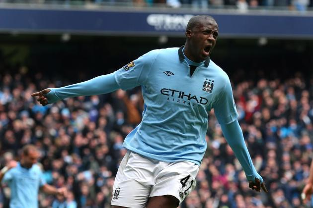 Manchester City Transfers: 5 Potential Replacements for Yaya Toure