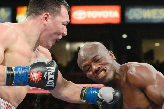 Ruslan Provodnikov and Other Boxers Winning from a Recent Loss