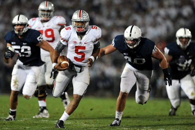 Big Ten Football: Power Ranking the 10 Best Players for 2013