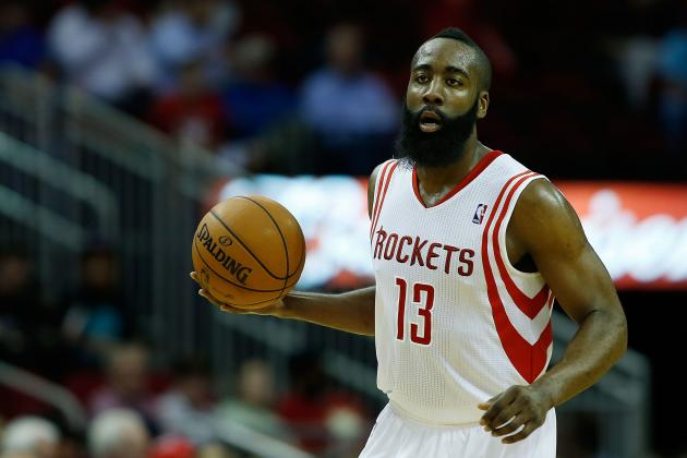 How James Harden Can Propel Houston Rockets to a First-Round Playoffs Upset