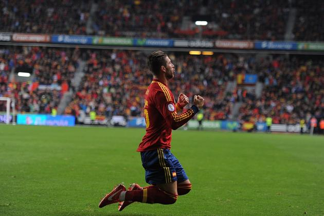 Spain vs. Finland: 5 Talking Points from World Cup Qualifier
