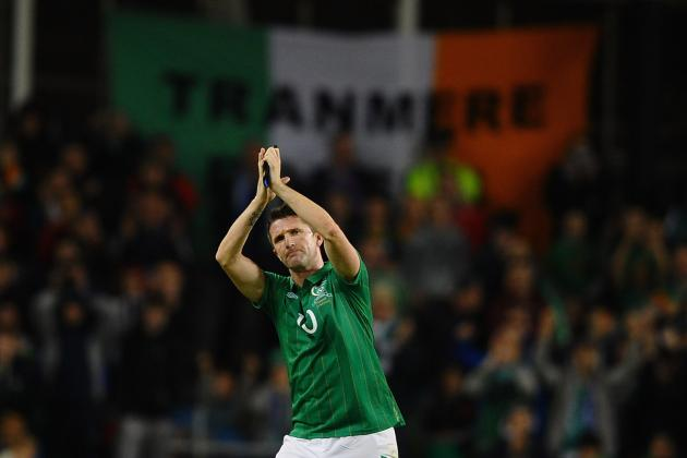 Rating Rep. of Ireland's Players in World Cup Qualifier vs. Sweden