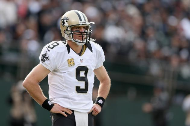 NFL Records That Could Be Broken in 2013