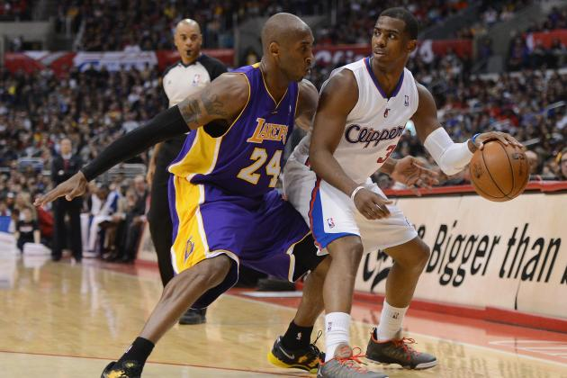 Ranking LA Lakers' Most Dangerous 1st-Round Matchups