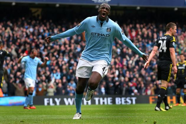 Yaya Toure: Chelsea and the 5 Most Likely Transfer Destinations for Man City Ace