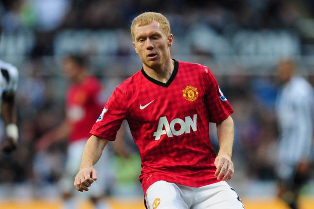 Manchester United: 5 Reasons Why Paul Scholes Should Leave
