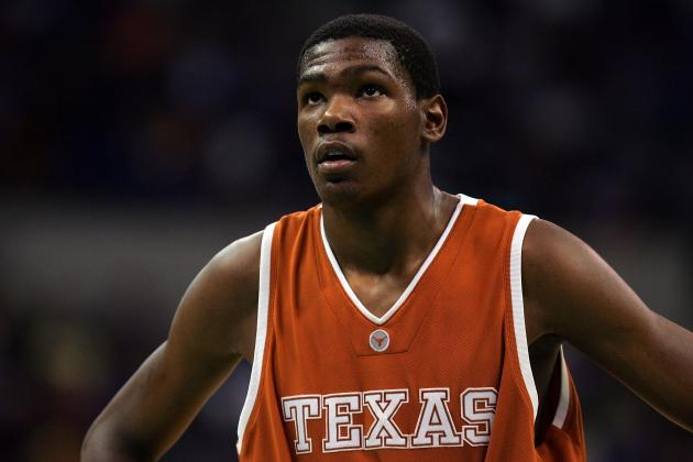 Ranking the College Careers of NBA Superstars