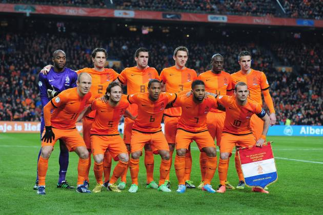 Netherlands vs. Estonia: 5 Things We Learned from WC Qualifier