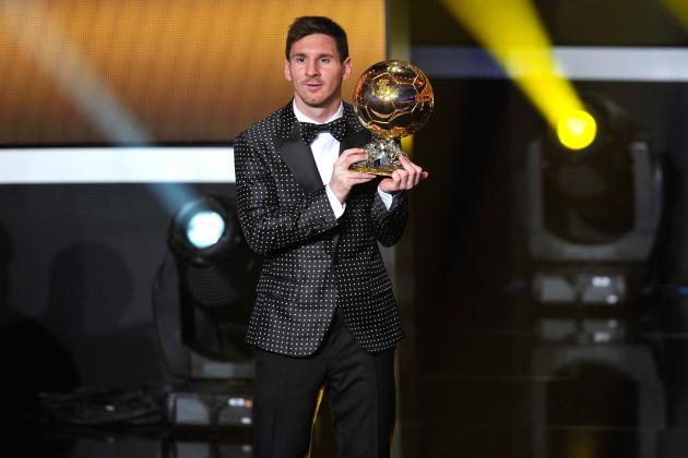 Why Lionel Messi Is Already Nailed on to Win the 2013 Ballon d'Or