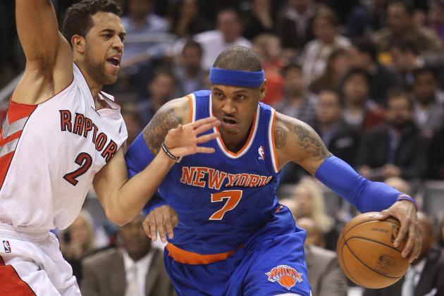 New York Knicks vs. Toronto Raptors: Postgame Grades and Analysis for NYC