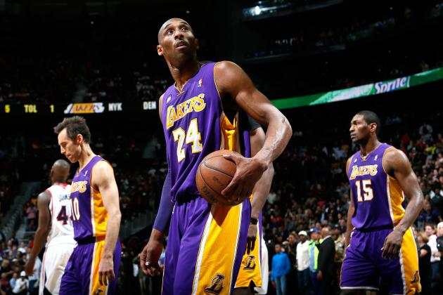 Ranking Kobe Bryant's 17th NBA Season with Best Ever