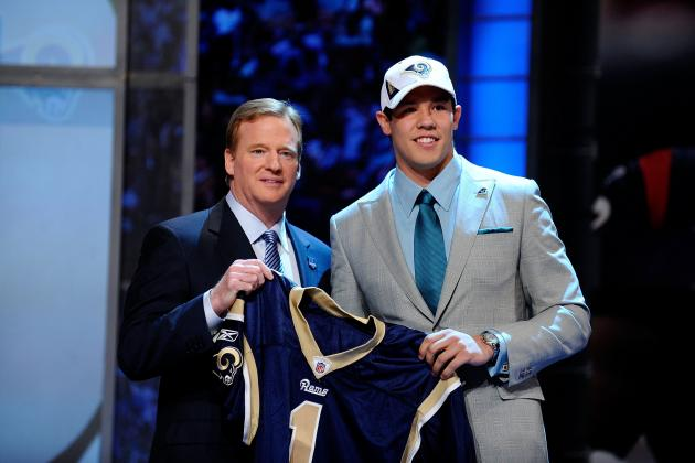 Re-Grading the St. Louis Rams' 2010 NFL Draft
