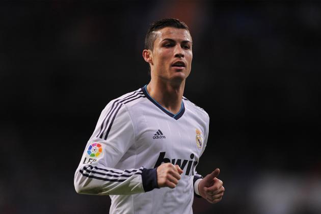 Cristiano Ronaldo and the Greatest World No. 2s in Football History