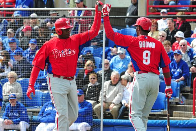 Phillies Spring Training: An Eye-Witness Take from Clearwater