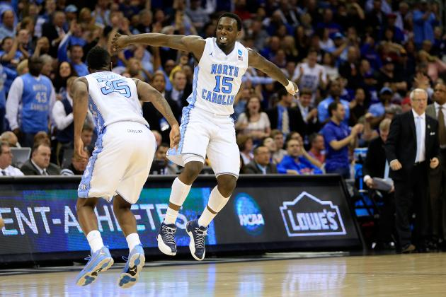 UNC vs. Kansas: Tar Heels' Blueprint to Beat Jayhawks in Round of 32 Battle