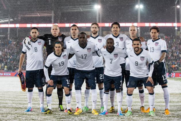 Player Grades for the USMNT's 1-0 Win over Costa Rica