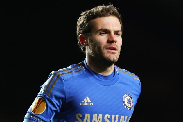 Juan Mata: Four Reasons Why He Makes Strong Case for PFA Player of the Year