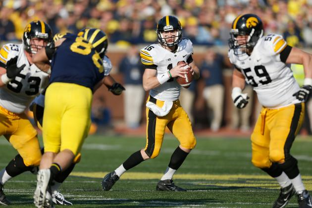 Iowa Football: Early Look at Iowa's Odds Against Each Opponent