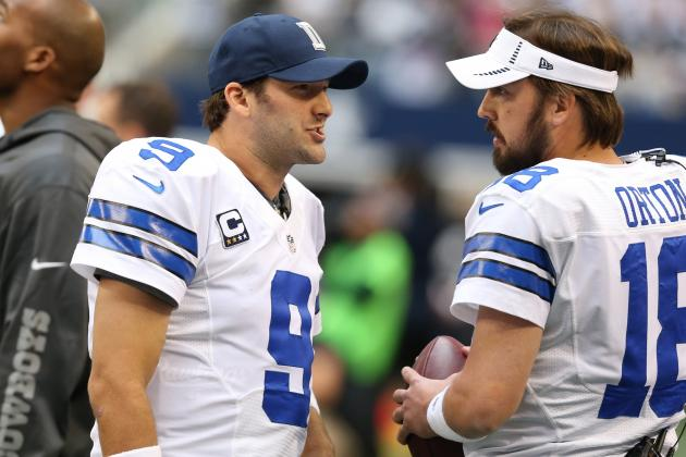 Ranking Every NFL Team's Backup QB Situation